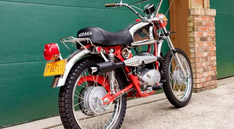 History of Hodaka Motorcycles
