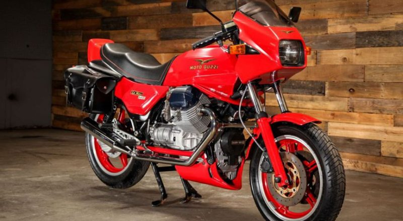 Owning a Moto Guzzi Le Mans 1000