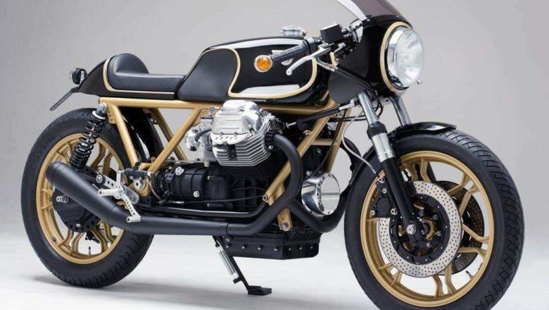 Classic Moto Guzzi Le Mans Motorcycles