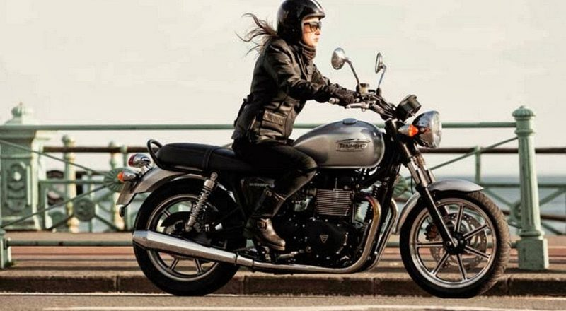 My Love Affair With a Motorcycle: Triumph Bonneville